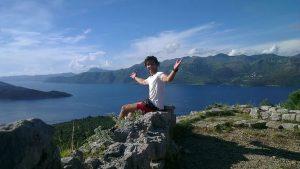 lopud island elaphiti archipelago dubrovnik croatia