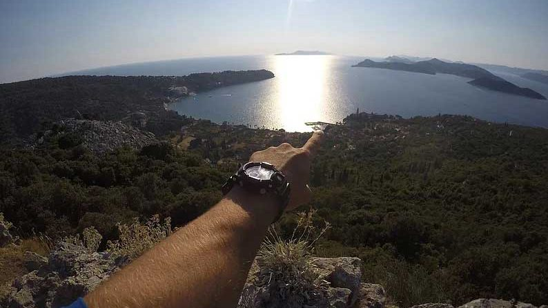 active holiday in croatia with lighthouse adventure travel