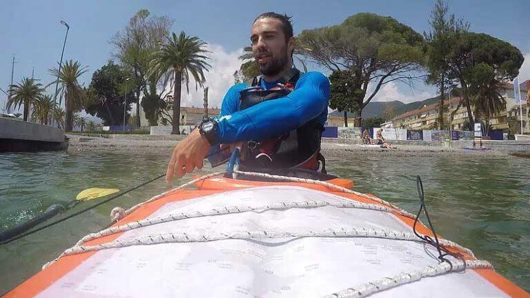 sea kayaking montenegro bay of kotor