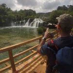 hiking in croatia krka national park