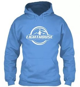 lighthouse adventure travel blog croatia hoodie