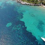 sailing croatia southern dalmatia adriatic sea