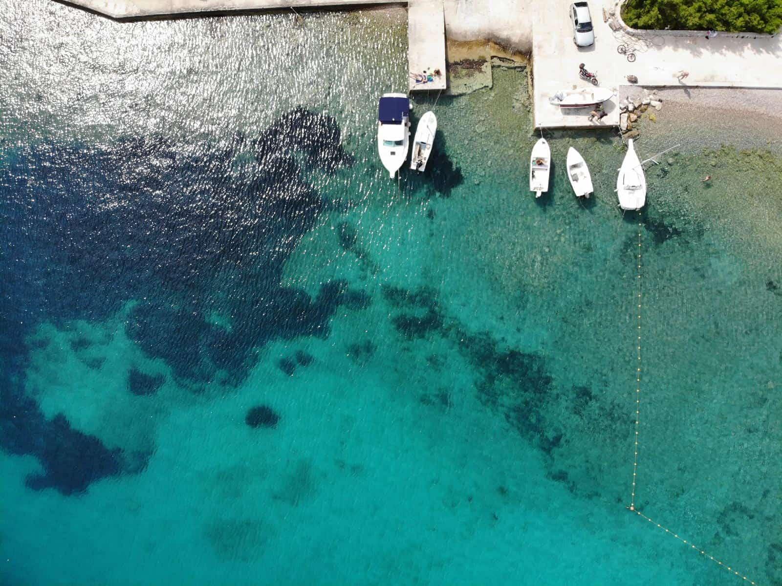 sipan island dubrovnik croatia adriatic sea