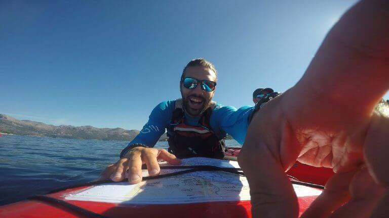 sea kayaking tour program active holiday dubrovnik croatia