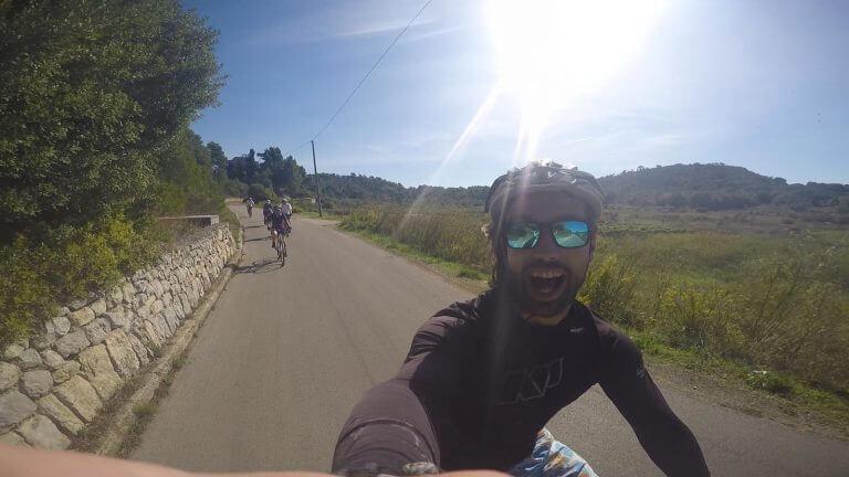 cycling sipan island dubrovnik croatia
