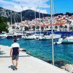 statehood day in croatia celebration on hvar island