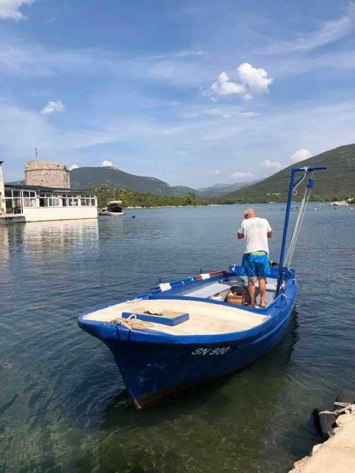 oyster farm tasting in mali ston croatia day trip from dubrovnik