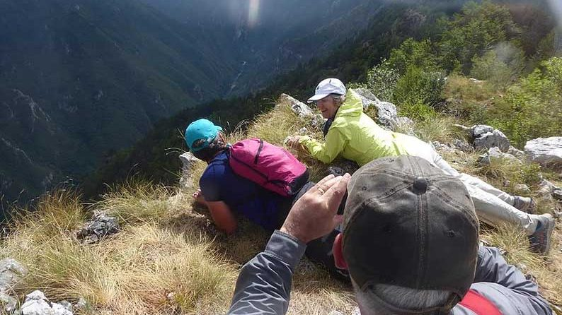 photo safari in canyons of montenegro