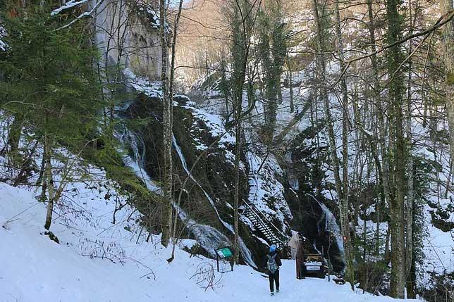 hiking in geopark papuk of croatia