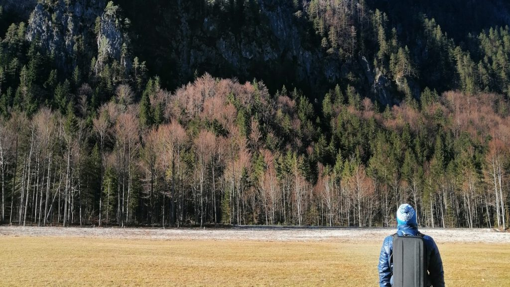The mesmerizing beauty of Logar valley in Slovenia